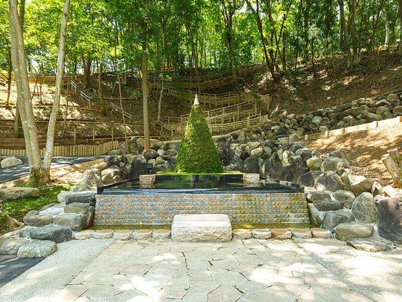 里山樹木葬