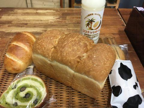 あいわパンは焼きカレーパン以外でも美味しい