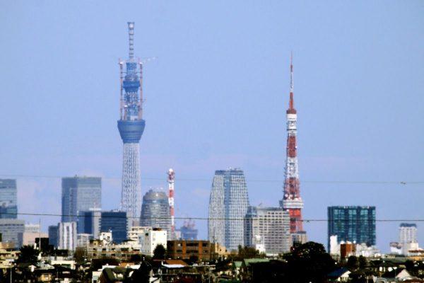 東京スカイツリーがパワースポットとは?効果あり?