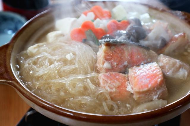 本格!石狩鍋は北海道のソウルフード!作り方レシピの極意はスープ