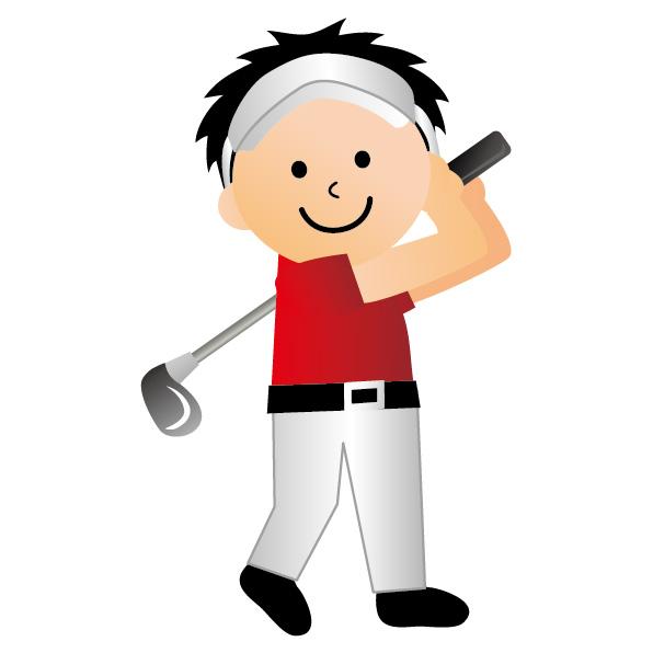 ゴルフ初心者が上達するための簡単なコツと練習法