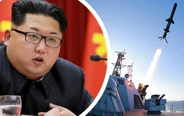 北朝鮮の脅威