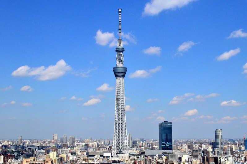 東京スカイツリーがパワースポットとは?理由と効果